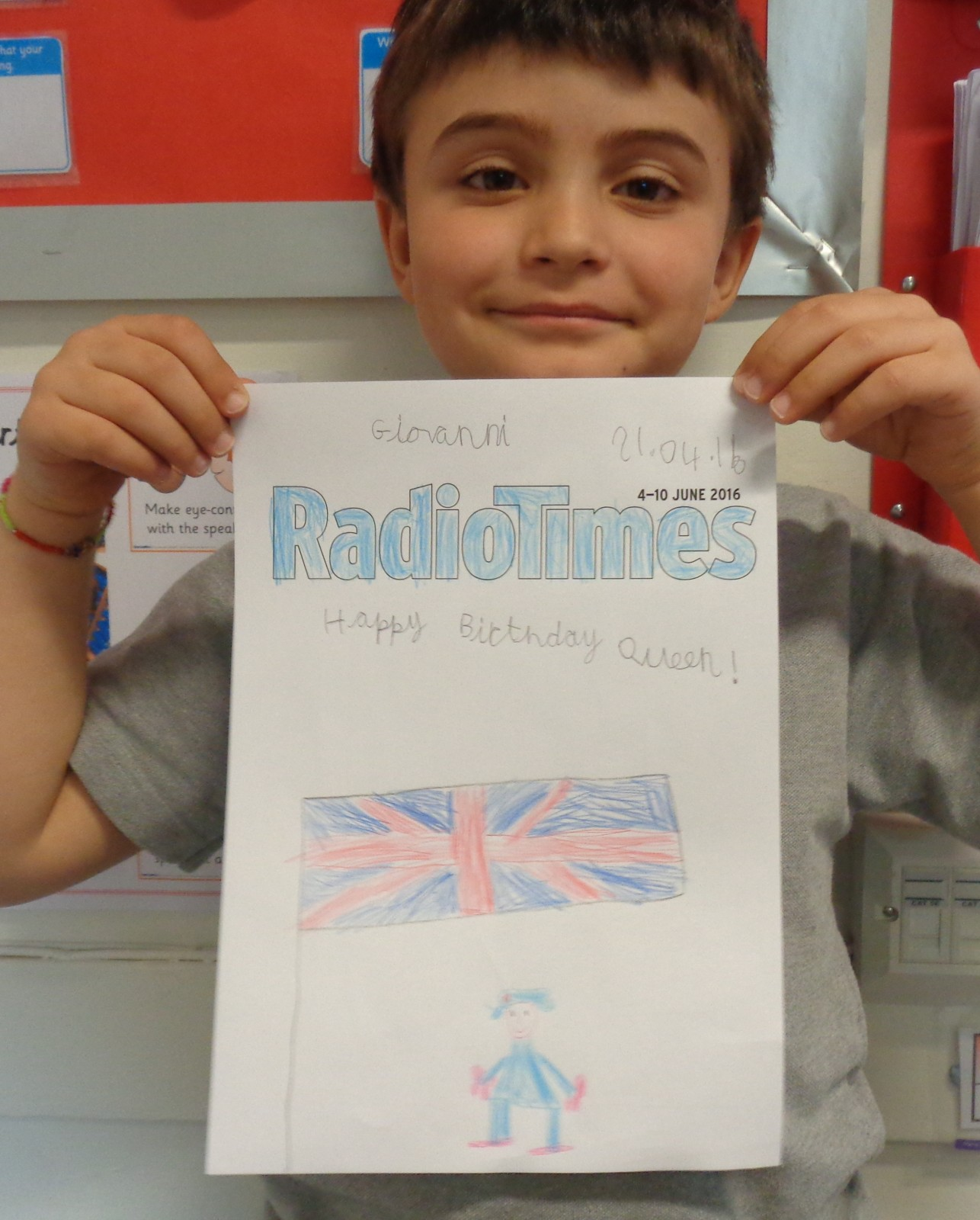 Form 2 celebrate the queens birthday hyde park school bookmarktalkfo Choice Image