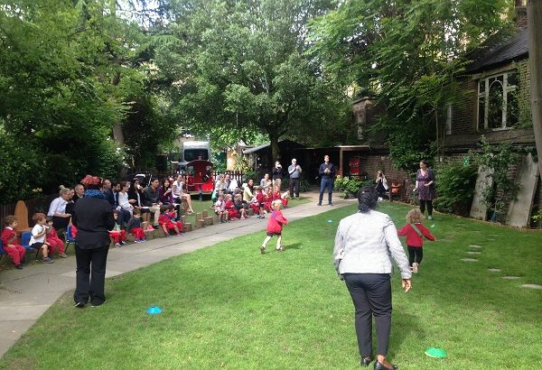 Pre Nursery Sports Day 2016