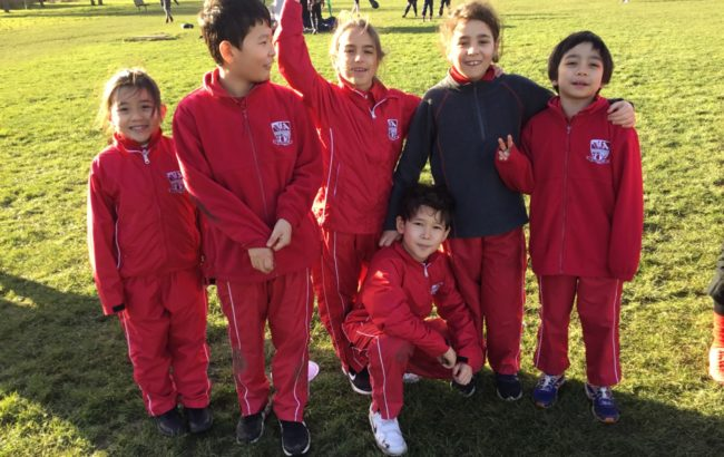 West London Prep School Cross County event – well done team!
