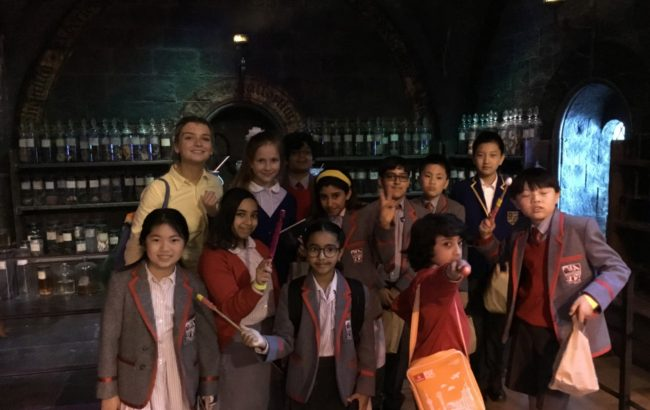 Form 6 trip to Harry Potter World