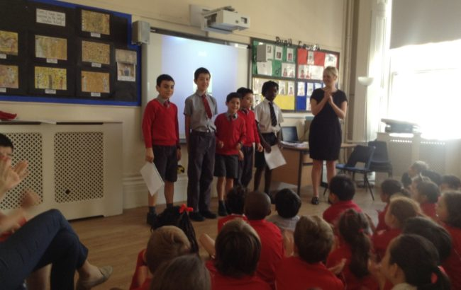 Head Boy and Head Girl Elections
