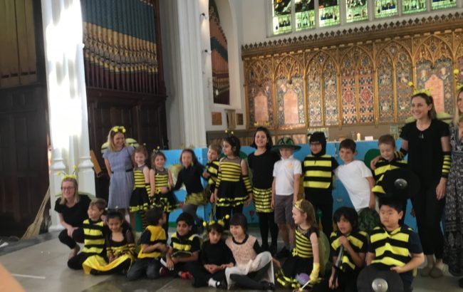 The Bee Musical – Lower School Summer Production