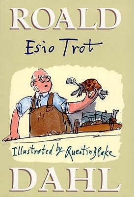 Book of the Month – Esio Trot by Roald Dahl