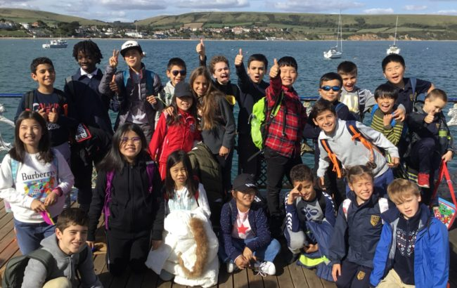 Forms 5 & 6 Trip to Swanage